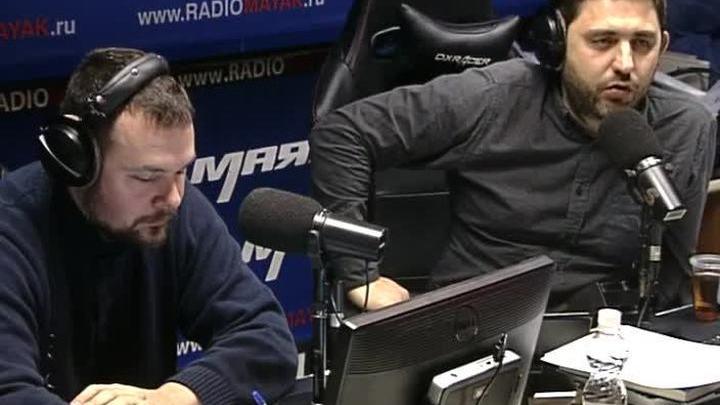 Сергей Стиллавин и его друзья. GoPro