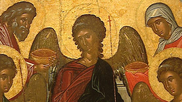 Шедевры византийского искусства демонстрирует экспозиция в Третьяковской галерее