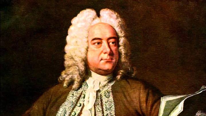 Георг Фридрих Гендель, композитор