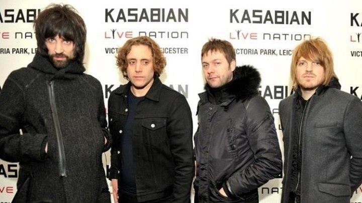 Kasabian, британская рок-группа