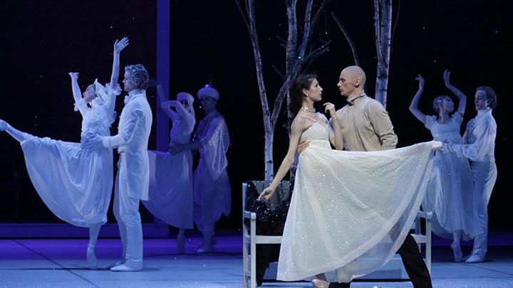"""Сегодня в 23-й раз пройдет церемония награждения балетной премией """"Душа танца"""""""
