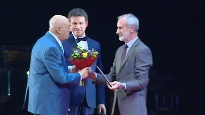 В Международный день театра в столице вручены несколько театральных наград