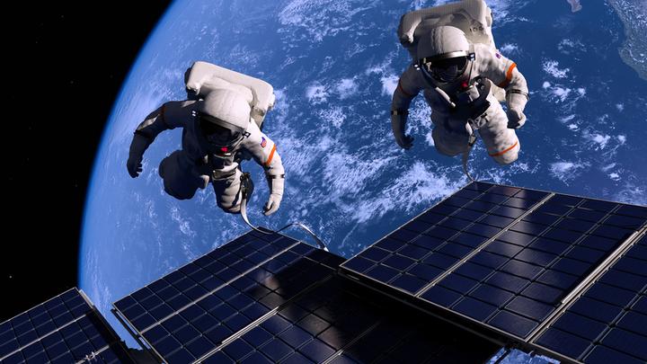 """В Музее Мирового океана Калининграда представлена экспозиция """"Прорыв в космос"""""""