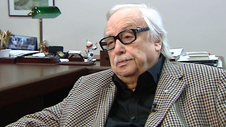 Мэтр отечественного телевидения Анатолий Лысенко отмечает 80-летие