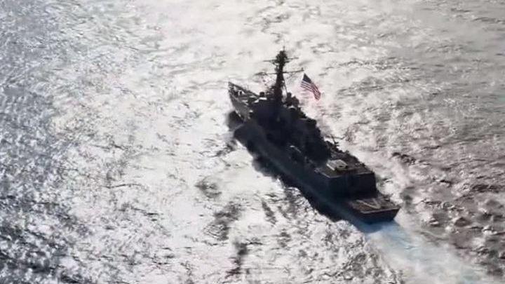 """Пентагону """"нечего сказать"""" о кораблях в Черном море"""