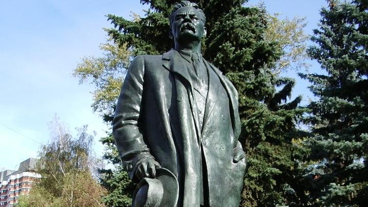 Памятник Горькому в Москве отреставрируют и вернут на историческое место