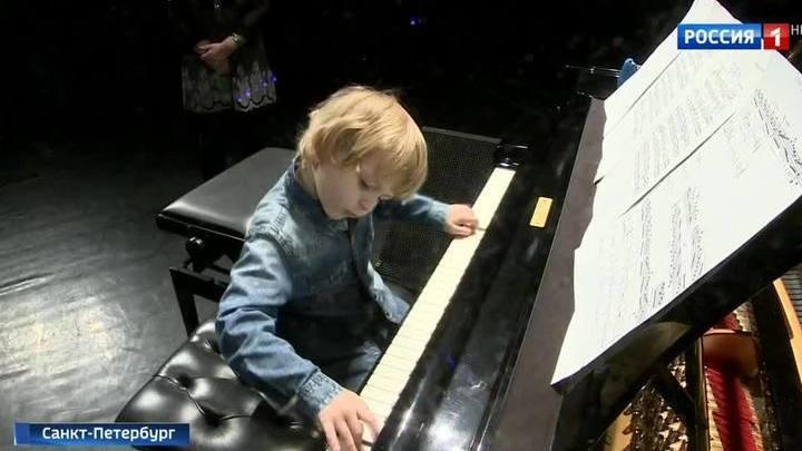 Знаменитые музыканты и самые талантливые дети России сыграли джаз