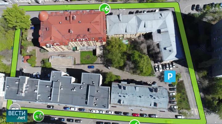 """Вести.net: как """"Яндекс.Навигатор"""" найдет свободную парковку"""