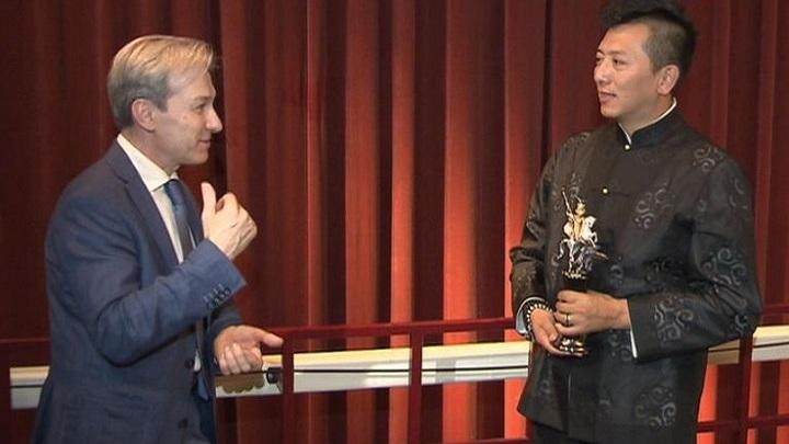 Победитель Московского фестиваля режиссёр Лян Цао высказывался по поводу веса и значения полученной награды