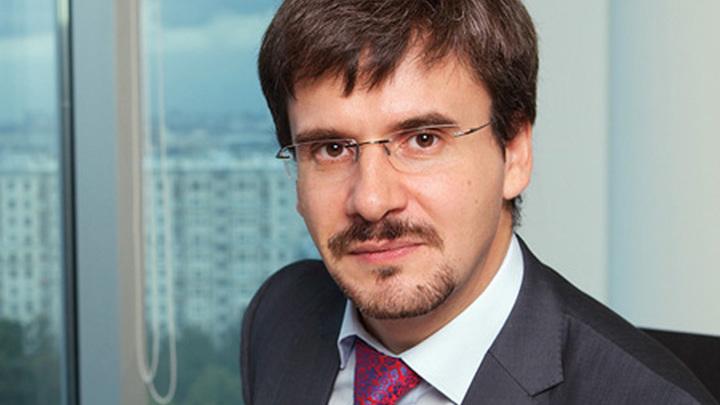 """Генеральный директор компании """"Открытая мобильная платформа"""" Павел Эйгес."""
