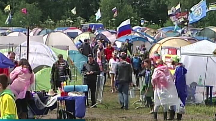 """Поклонники """"Нашествия"""" впервые выбирают президента фестиваля"""