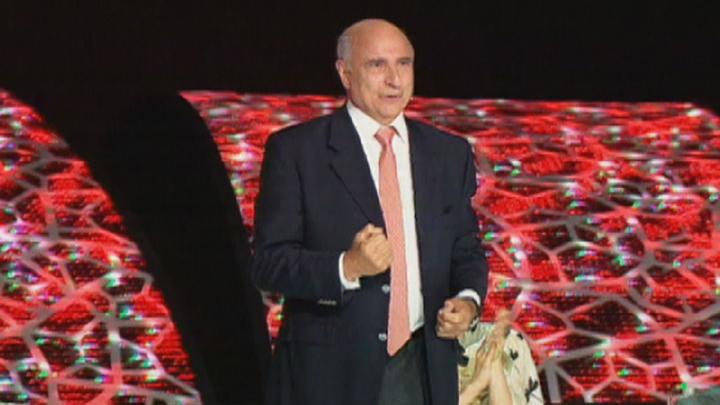 Азарий Плисецкий отмечает 80-летие