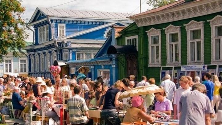 Всероссийский фестиваль народных промыслов стартует в Городце