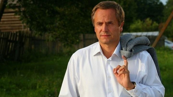 Андрей Соколов отмечает 55-летие
