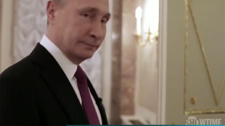 """Оливер Стоун представил на кинофестивале в Сараево документальный фильм """"Интервью с Путиным"""""""