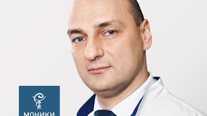 Филипп Николаевич Палеев, директор Московского областного клинического НИИ имени Владимирского РАН