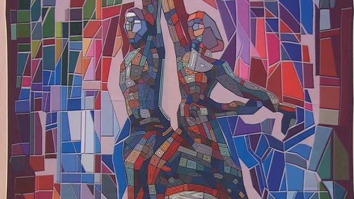 """В павильоне """"Рабочий и колхозница"""" проходит выставка искусства времен конструктивизма"""