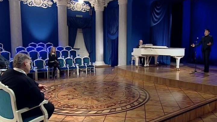 """Сегодня состоялся предварительный отбор участников 5-го сезона проекта """"Большая опера"""""""