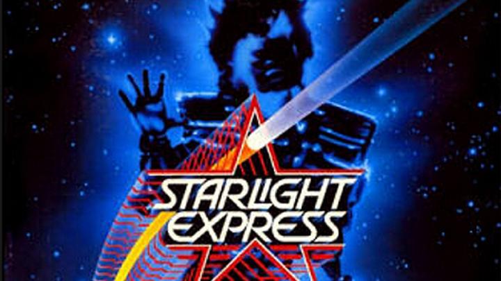 """Мюзикл британского композитора Эндрю Ллойд Уэббера (Andrew Lloyd Webber) """"Starlight Express"""" (""""Звёздный экспресс"""")."""