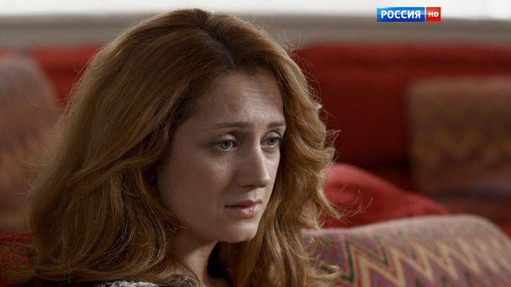 """Виктория Исакова. Кадр из Х/ф """"Солнцекруг"""""""