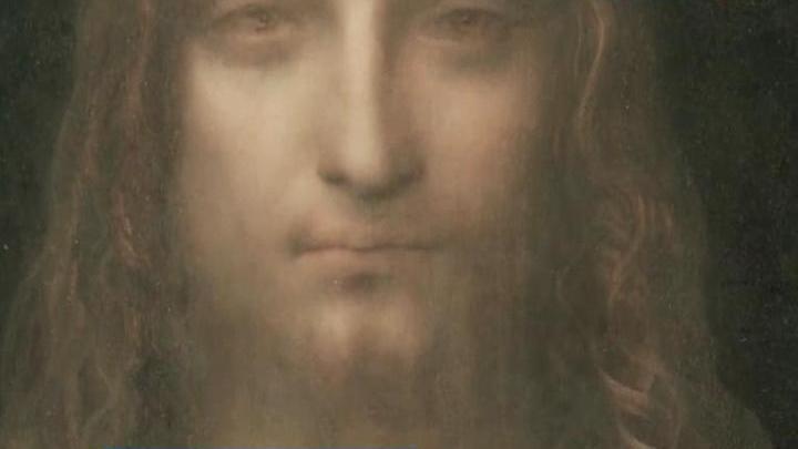 Необычный эксперимент запечатлел эмоции людей при виде полотна Леонардо да Винчи
