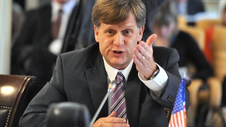 Бывший посол США в Москве сделал гастрономическое признание