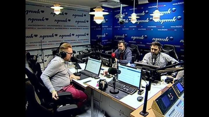 Сергей Стиллавин и его друзья. Toyota Camry 2017