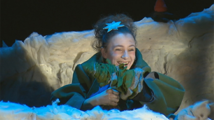 В Эрмитажном театре Петербурга прошел благотворительный сочельник