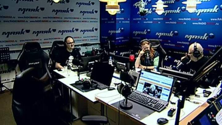 Маяк ПРО. Интервью Павла Картаева и Вахтанга Махарадзе
