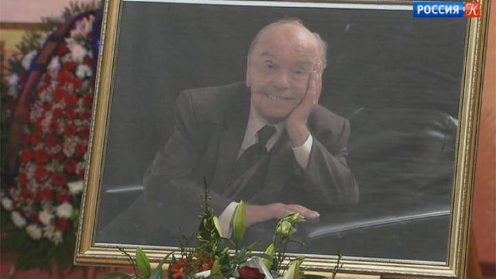 Композитор советского детства. В столице простились с Владимиром Шаинским