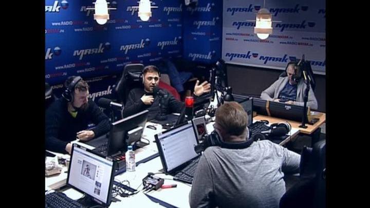 Сергей Стиллавин и его друзья. Toyota Land Cruiser Prado 2018