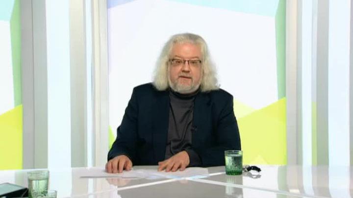 Андрей Максимов принимает поздравления с юбилеем