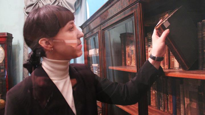Наследие М.Салтыкова-Щедрина читаем вместе с Ольгой Железновой