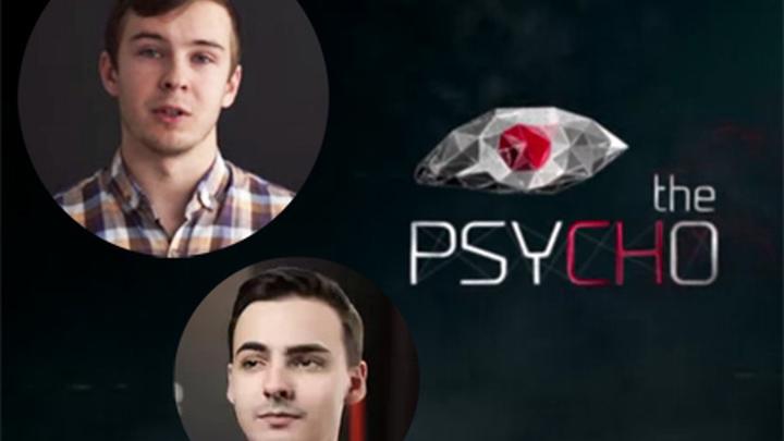 """Технический директор Дмитрий Дударев и ведущий разработчик Степан Носков компании """"The Psycho"""", которая занимается виртуальной реальностью (VR)."""