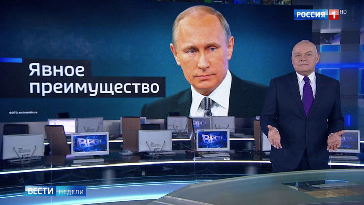 Get Your Popcorn Ready: the Televised Presidential Debates Are About to Start in Russia