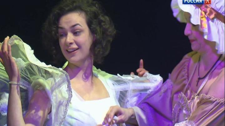 """Театр """"У Никитских ворот"""" представит новую версию """"Ромео и Джульетты"""""""