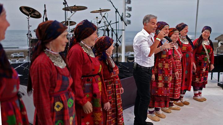 Евровидение-2012. Русская вечеринка/Eurovision 2012. Russian party