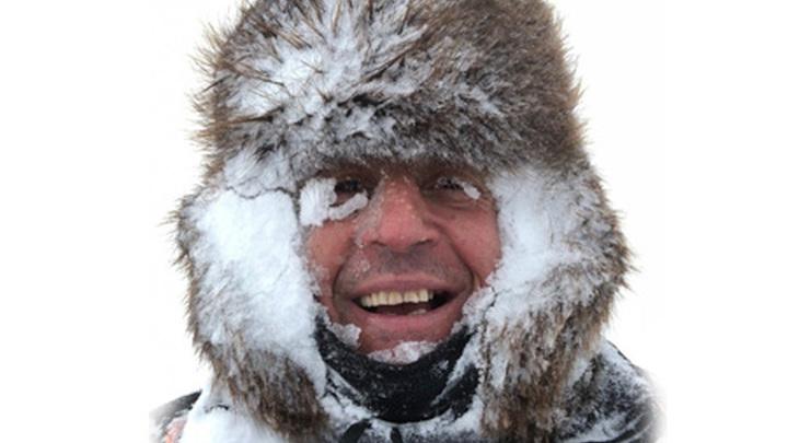 Сельский блогер из приполярного Урала Усик Маркосян.