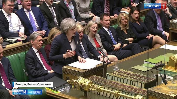 Действия Британии напоминают сталинские процессы над троцкистами