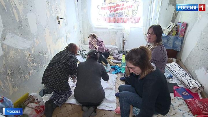 Без крыши и надежды: десятки жертв микрофинансистов требуют справедливости