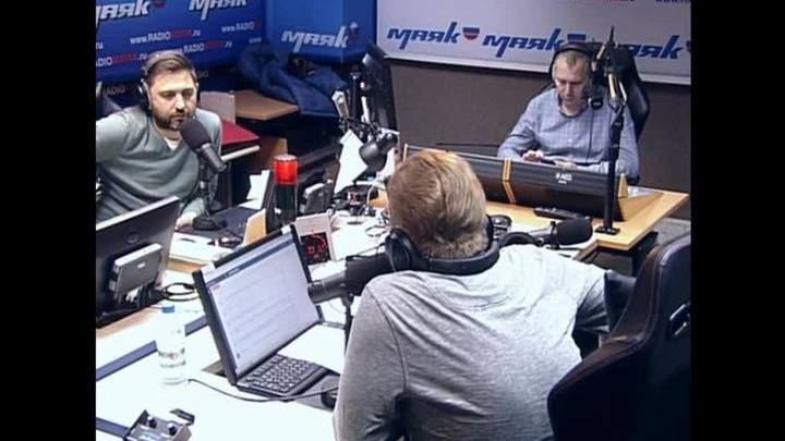 Сергей Стиллавин и его друзья. Volkswagen Touareg