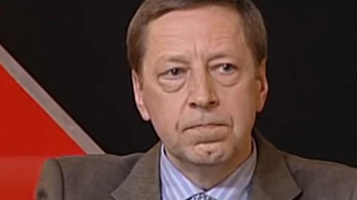 Ведущий научный сотрудник Института Европы РАН Сергей Матвеевич Фёдоров.