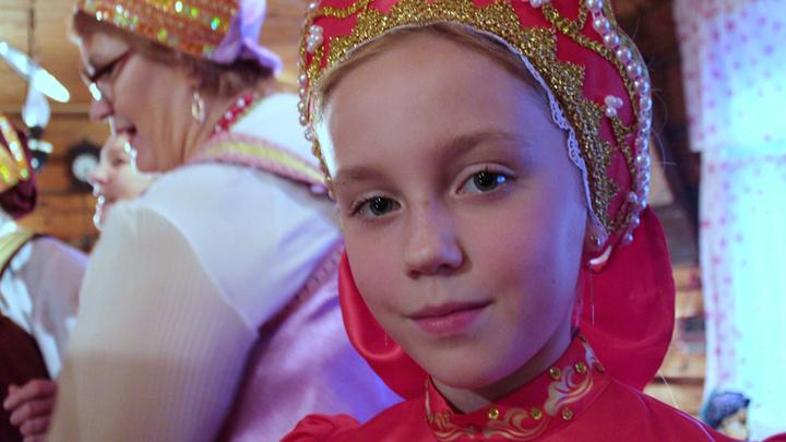"""Катя Матвеева. Это она споет для нас """"Комариков""""…"""