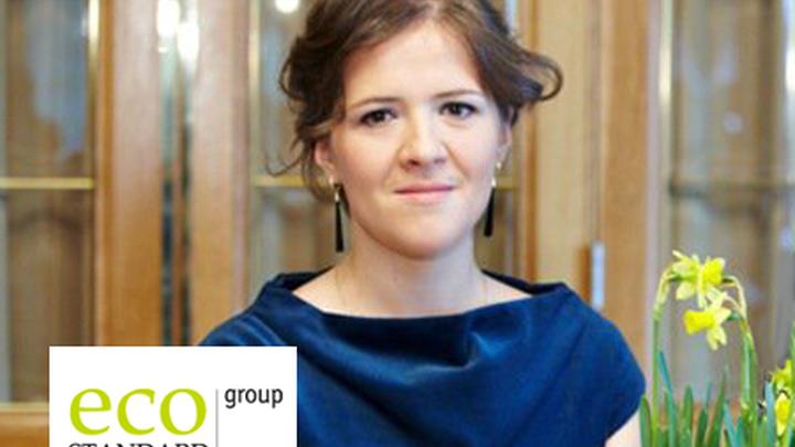 """Вера Кузубов (Kuzubov), управляющий партнёр и HR-директор группы компаний """"Экостандарт"""" (EcoStandard group)."""