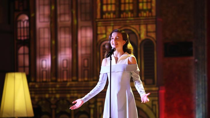 Юлия Малинова стала победительницей второго зрительского голосования