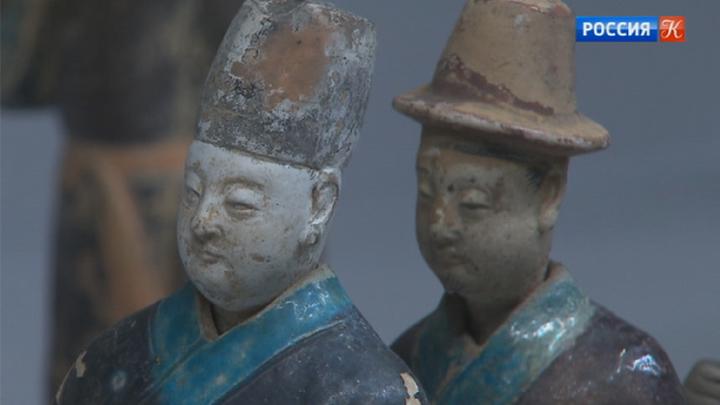 Новая выставка в Музеях Московского Кремля расскажет о китайской династии Мин