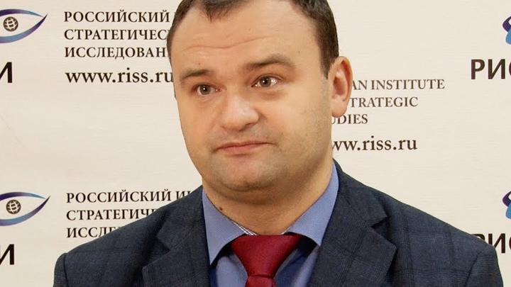 Эксперт Центра исследования проблем безопасности РАН, политолог-американист кандидат исторических наук Константин Владимирович Блохин.