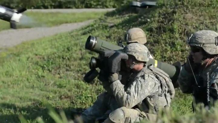 СМИ: Вашингтон заморозил военную помощь Украине