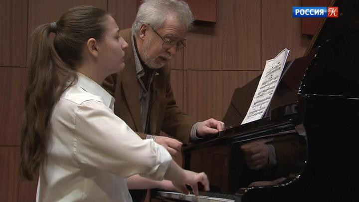 В рамках Международного конкурса Grand Piano Competition прошла серия мастер-классов