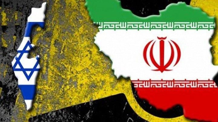 Иэраиль и Иран.